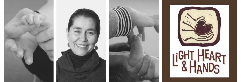 Light Heart & Hands (Baby Massage)