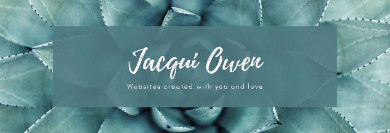 Websites with Jacqui Owen