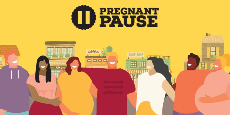 Pregnant Pause