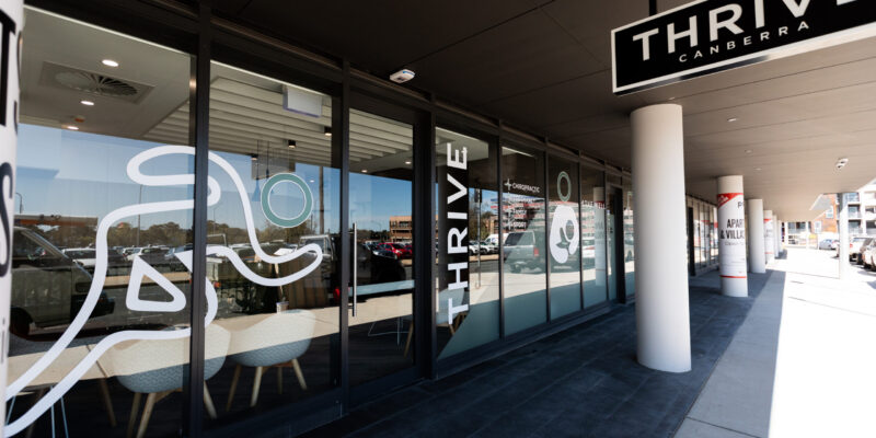 Thrive Canberra